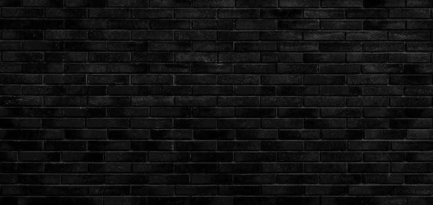 Parede de tijolos pretos. design de interiores do loft. tinta preta da fachada.