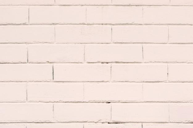 Parede de tijolos texturizados rosa