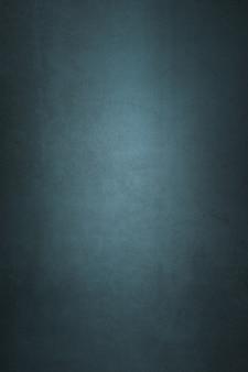 Parede do fundo do azul velho textured envelhecido do emplastro.