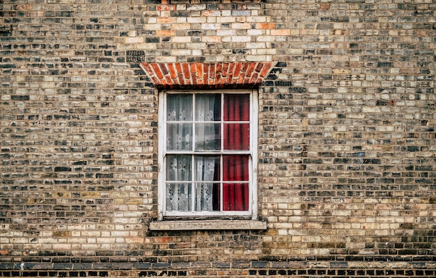 Parede e janela