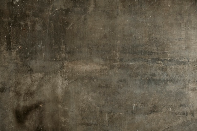 Parede em branco com textura preta suja