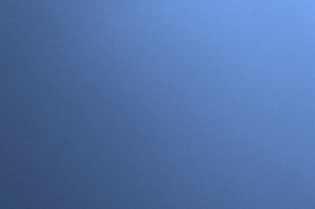 Parede lisa de concreto azul