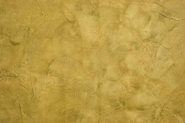Parede pintada amarela