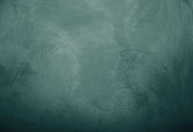Parede pintada de azul de perto