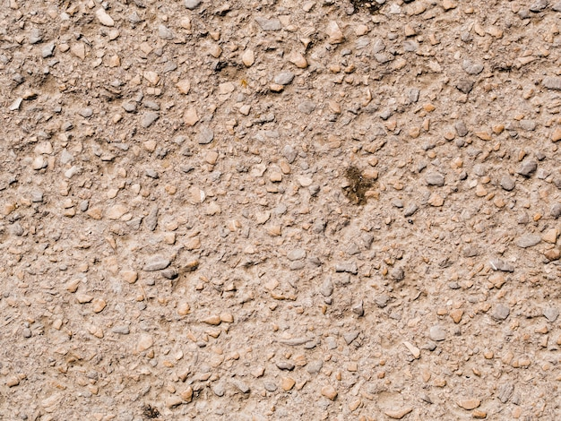Parede texturizada com fundo de pedra pequeno