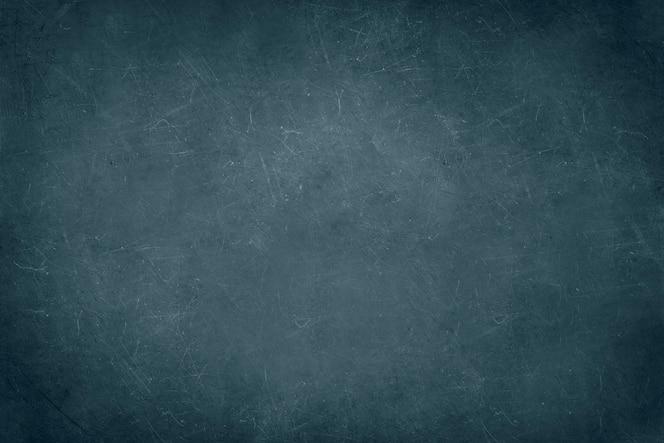 Parede texturizada de concreto azul