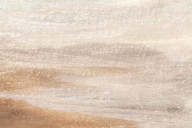 Parede texturizada pintada