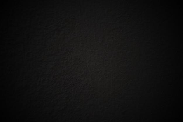 Parede vazia de fundo preto textura