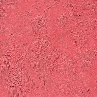 Parede vermelha fundo concreto