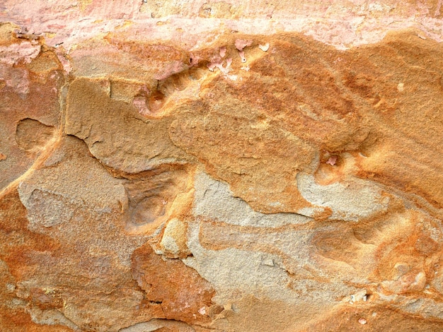 Paredes antigas de edifícios, textura envelhecida e fundo pintura rachada e estuque