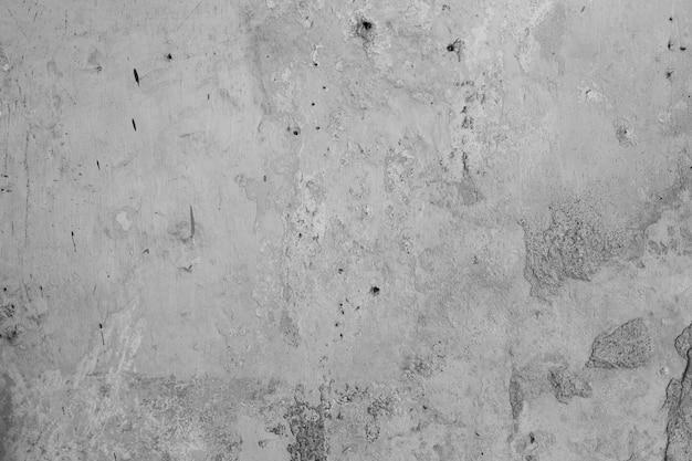 Paredes de gesso em estilo loft, cinza, branco, espaço vazio usado como papel de parede. popular em design de casa ou design de interiores. com espaços de cópia.