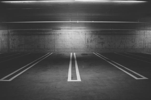 Parque de estacionamento subterrâneo