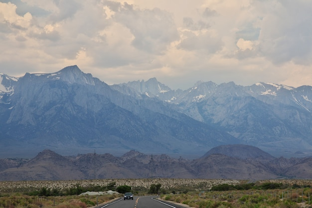 Parque nacional de yosemite, na califórnia, eua