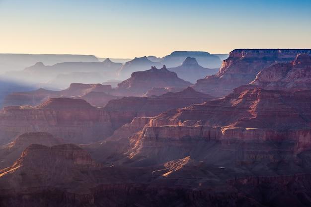 Parque nacional do grand canyon, north rim
