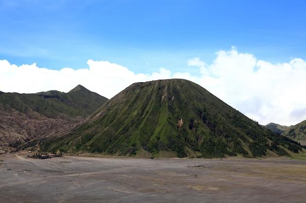 Parque nacional do vulcão bromo indonésia
