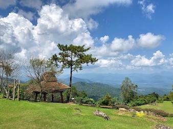Parque Nacional Huai Nam Dang, Chiang Mai, Tailândia