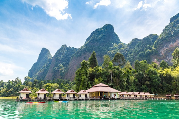 Parque nacional khao sok, tailândia