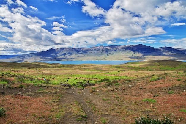 Parque nacional torres del paine patagonia chile