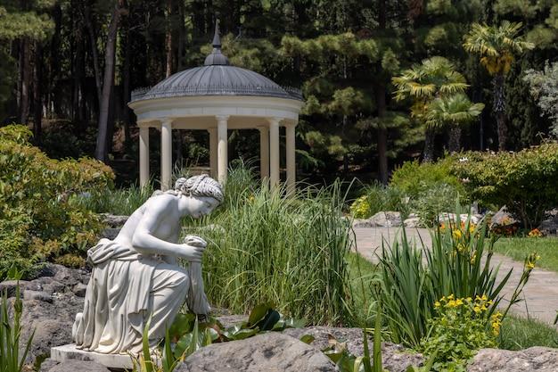 Partenit crimea aivazovsky park paradise landscape park