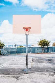 Partida de basquete