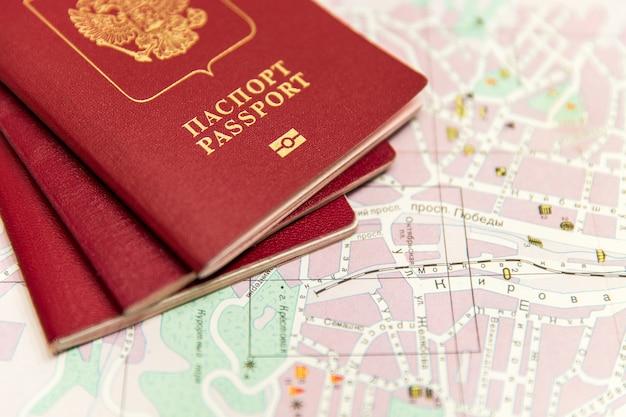 Passaporte russo