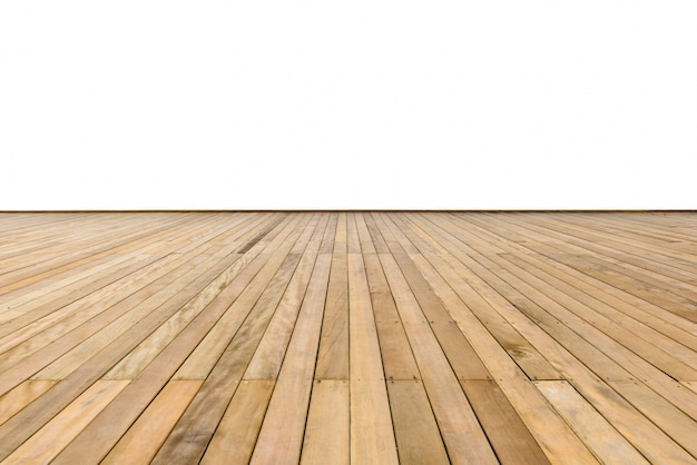 Passeio em madeira
