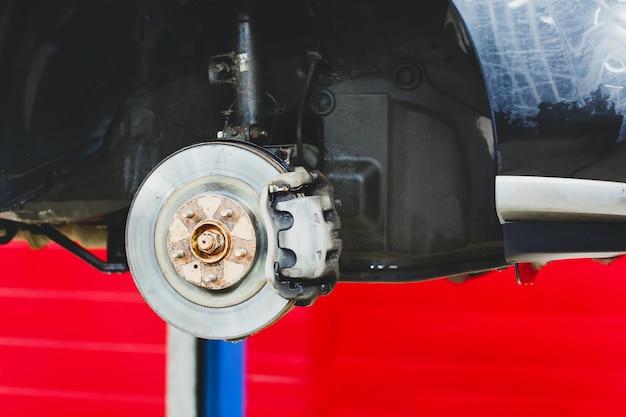 Pastilhas e discos de freio