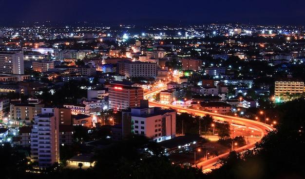 Pattaya highway tailândia