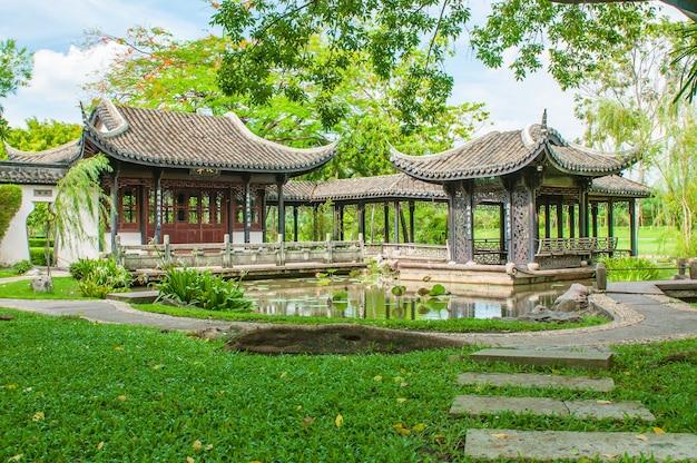 Pavilhão de jardim