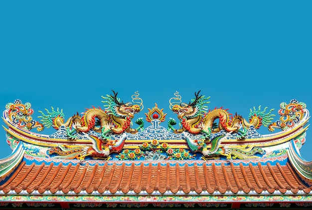 Pavilhão do dragão chinês