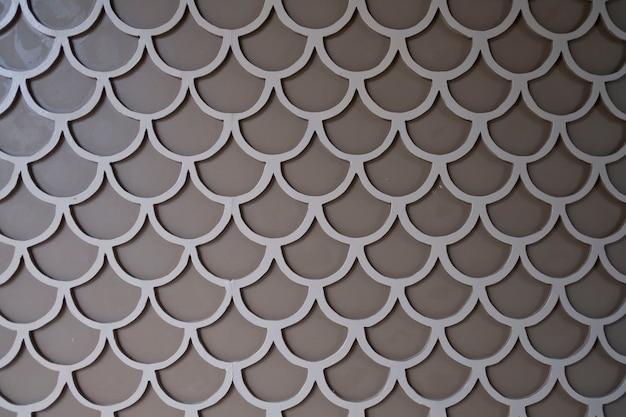 Pavimento de concreto como squama. textura sem emenda de tileable.