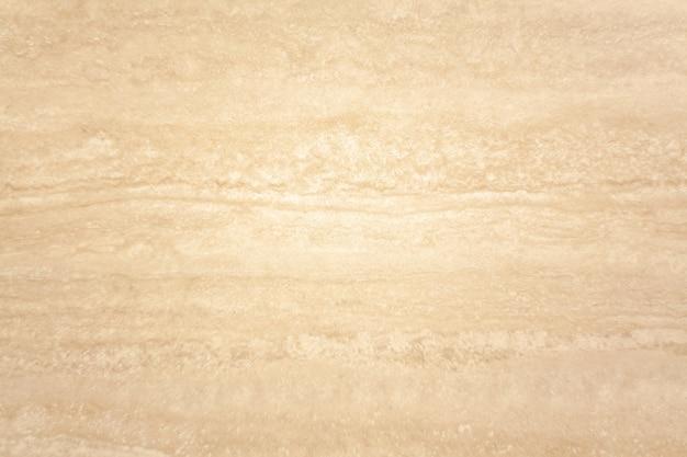 Pavimento em cerâmica travertino clássico leve, pedra natural polida.
