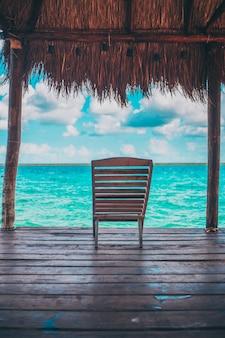 Paz na cadeira