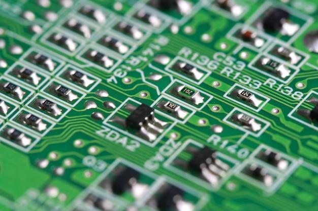 Pcb eletrônico