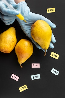 Pears gmo science food