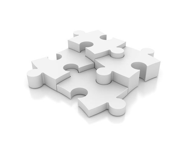 Peças de quebra-cabeças