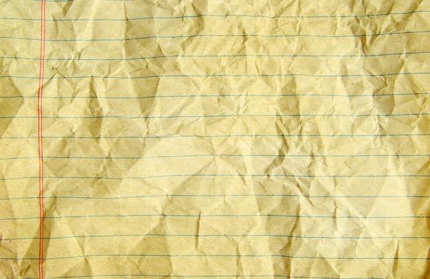 Pedaço de fundo de papel branco