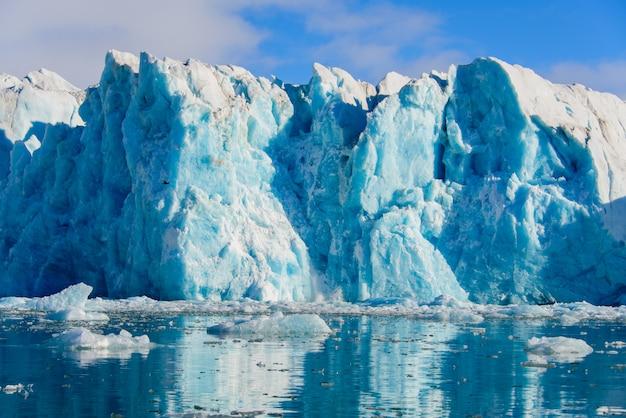 Pedaço de gelo
