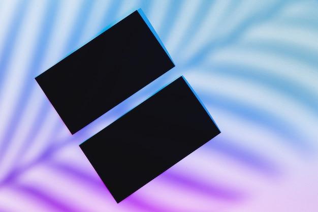 Pedaço de papel com espaço de cópia para seu projeto