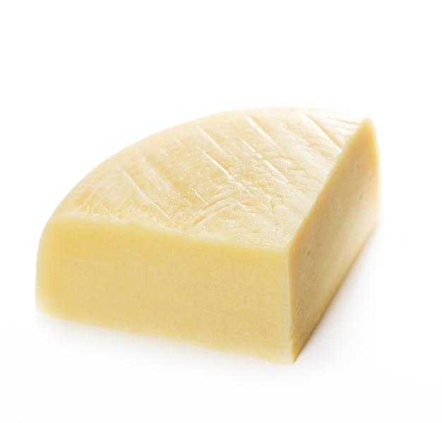 Pedaço delicioso de queijo