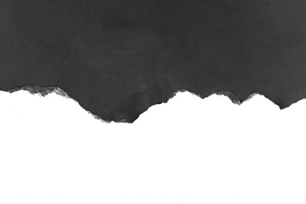 Pedaços de textura de papel rasgado, copie o espaço.