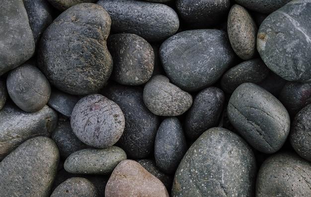 Pedra de seixos ou pedra de rio