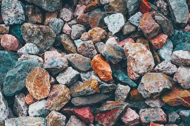 Pedras de textura de fundo