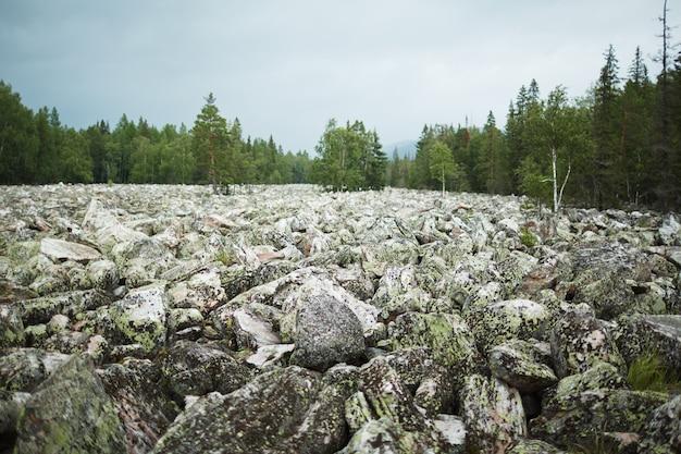Pedras majestosas