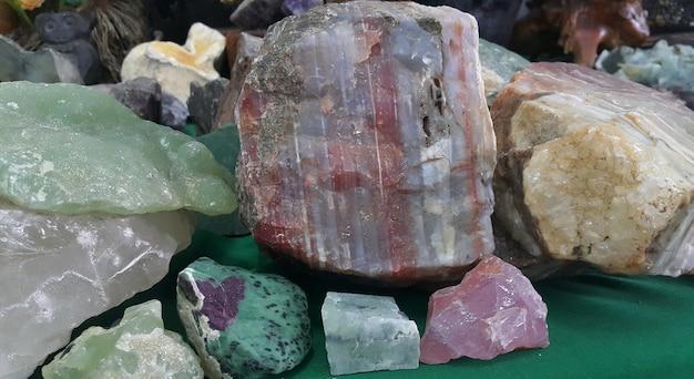 Pedras preciosas para joias