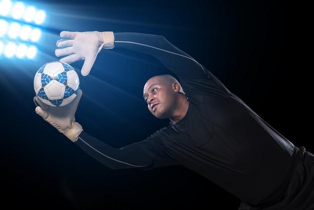 Pegando a bola