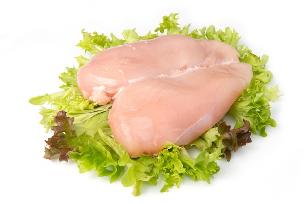 Peito de frango inteiro
