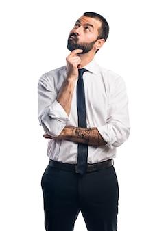 Pensamento de empresário