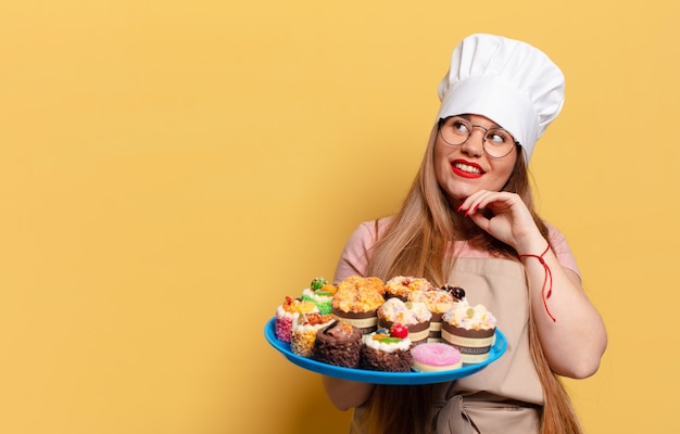 Pensando ou duvidando da expressão conceito de cozinha do padeiro
