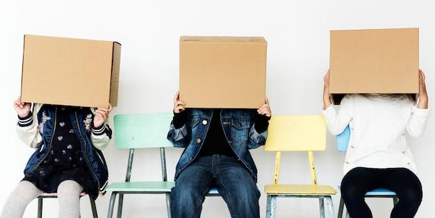 Pense dentro do conceito de caixa